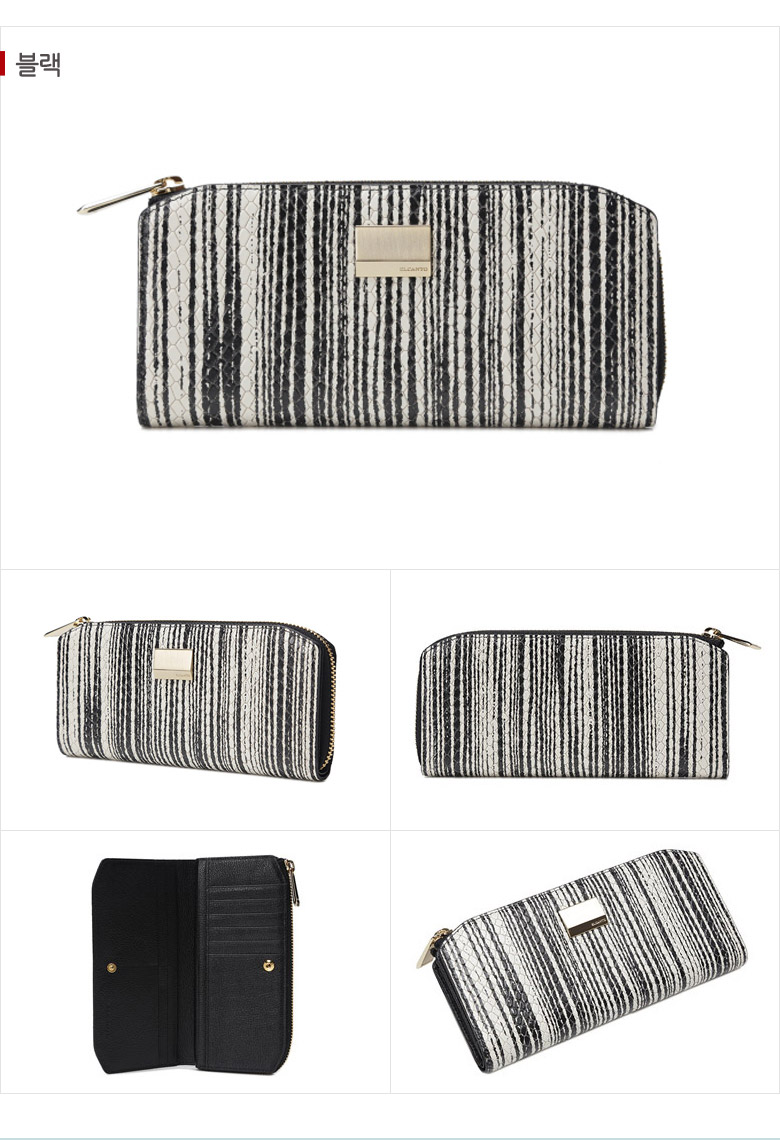 [ ELCANTO ] ELCANTO Women\'s Leather Wallet LCZ1626N01
